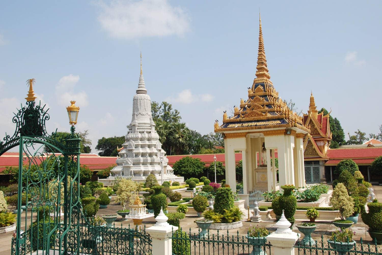 Fabuleux Phnom Penh : le Palais Royal et le Musée National - Nathalie's  QO94