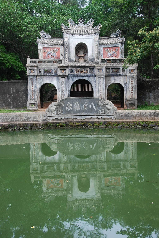 Huê, tombeau de Minh Mang