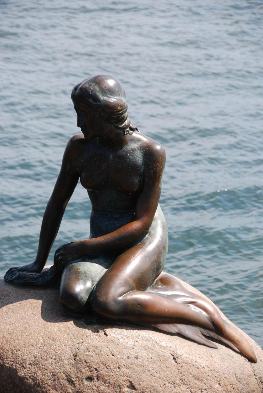 De Lille Havfrue : la Petite Sirène