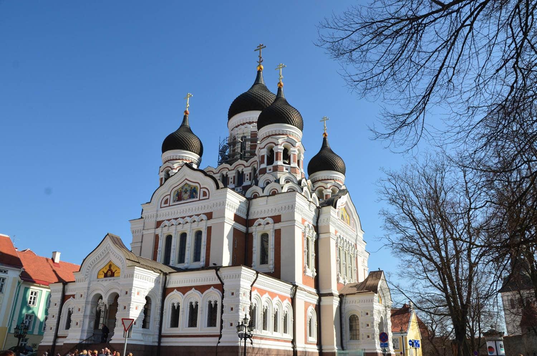 Aleksander Nevski Katedral