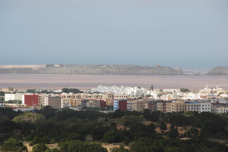 Arrivée à Essaouira
