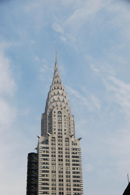 La tour Chrysler