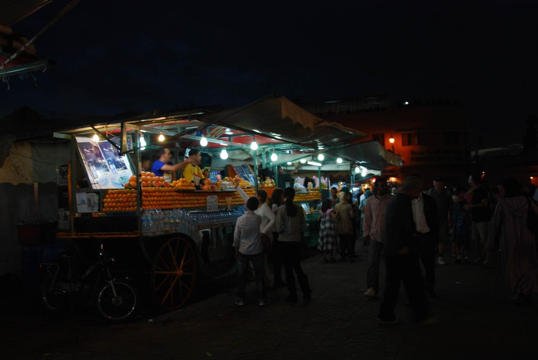 Place Jeema-El-Fna