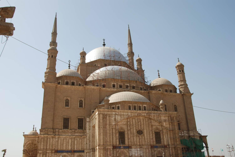 La mosquée Mohamed-Ali, symbole du Caire