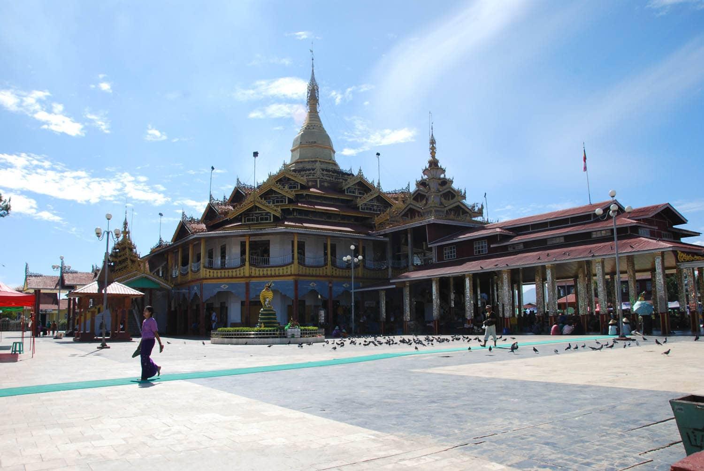 La pagode Phaung-Daw U