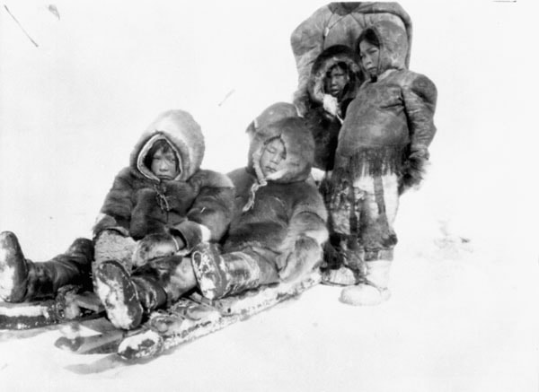 an analysis of the inuit people
