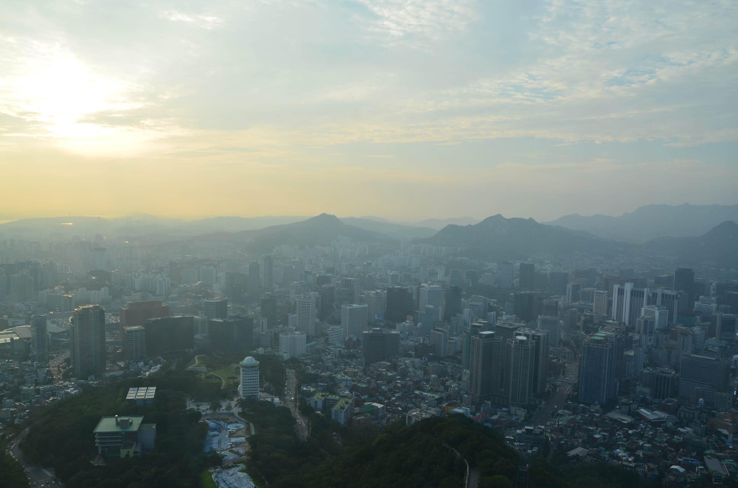 Corée du Sud 2016