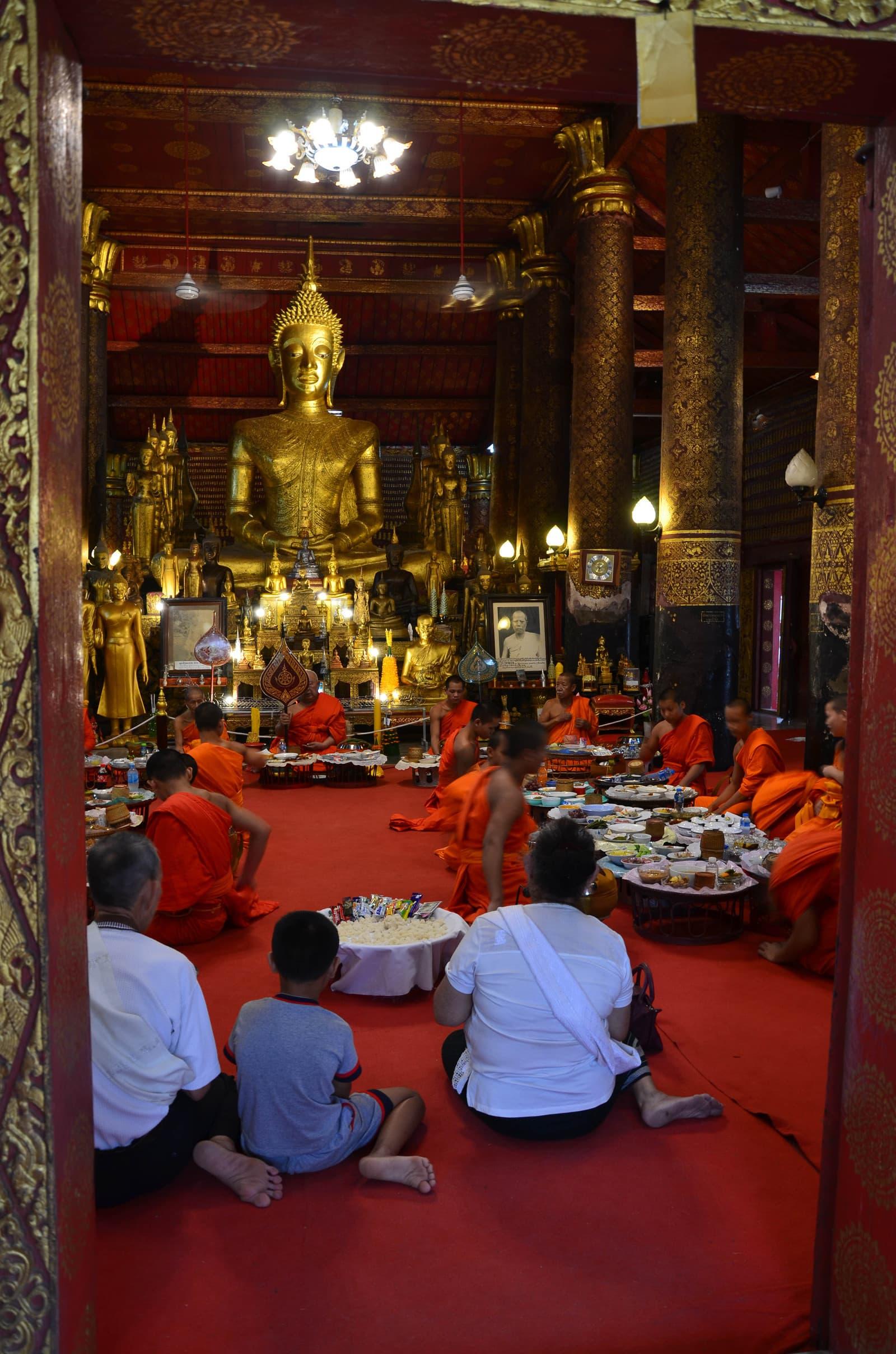 Laos 2018 : bouddha
